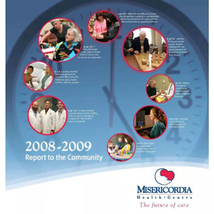 2008-2009 Report to the Community
