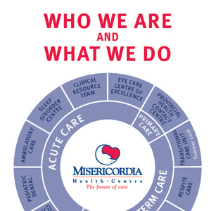 Who We Are and What We Do: 2017-2018