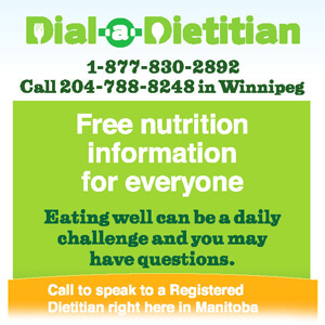 Dial a Dietitian story