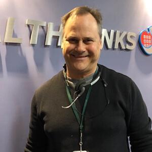 Bernard Lambert from Health Links - Info Sante