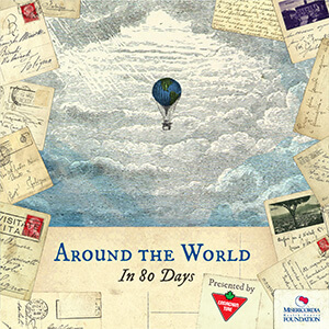 Around the World in 80 Days: During a pandemic
