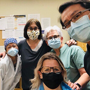Sleep Disorder Centre team