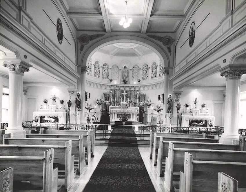 Chapel 1950