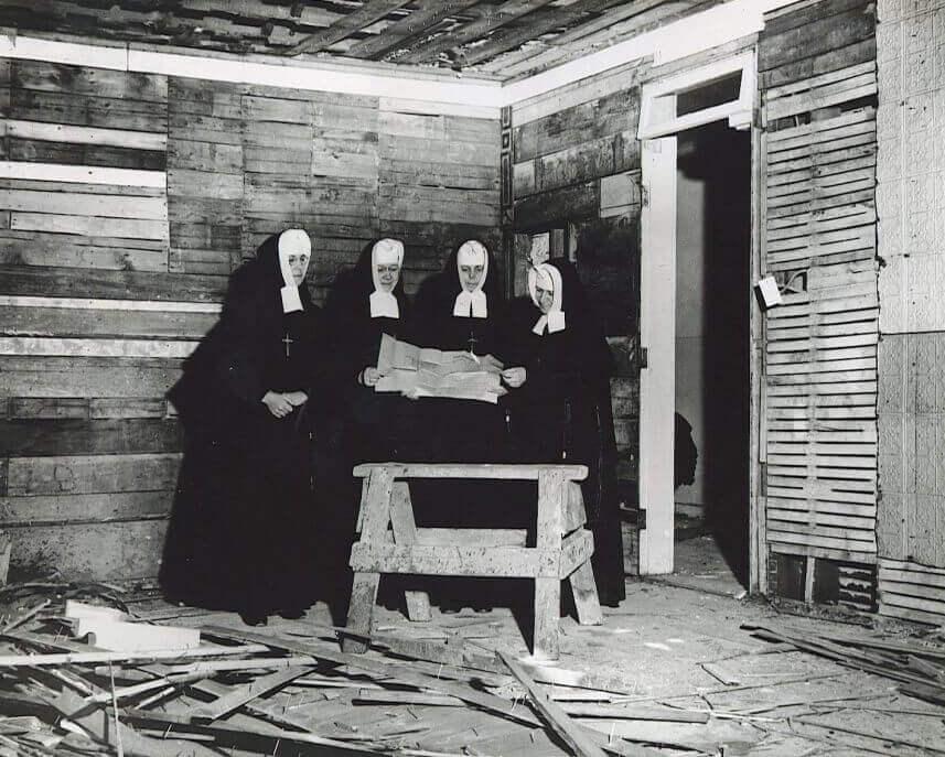 Construction 1957
