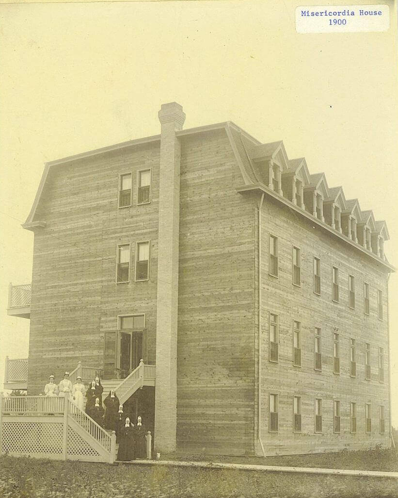 Misericordia 1900