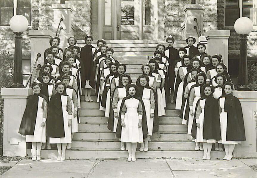 School of Nursing, founded 1926