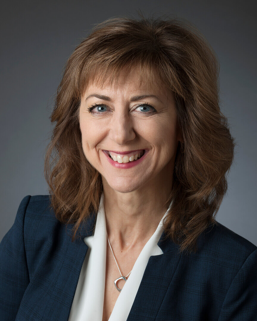 President Caroline Dekeyster