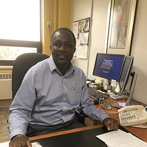 Robert Nyagudi